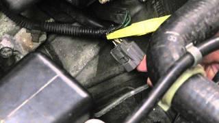 Honda Oxygen Sensor quick tests (bias voltage)