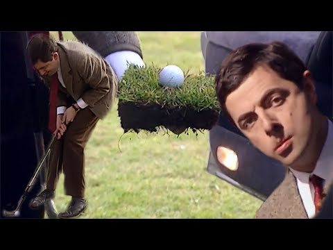 Mr Bean GOLF | Mr Bean Full Episodes | Mr Bean Official