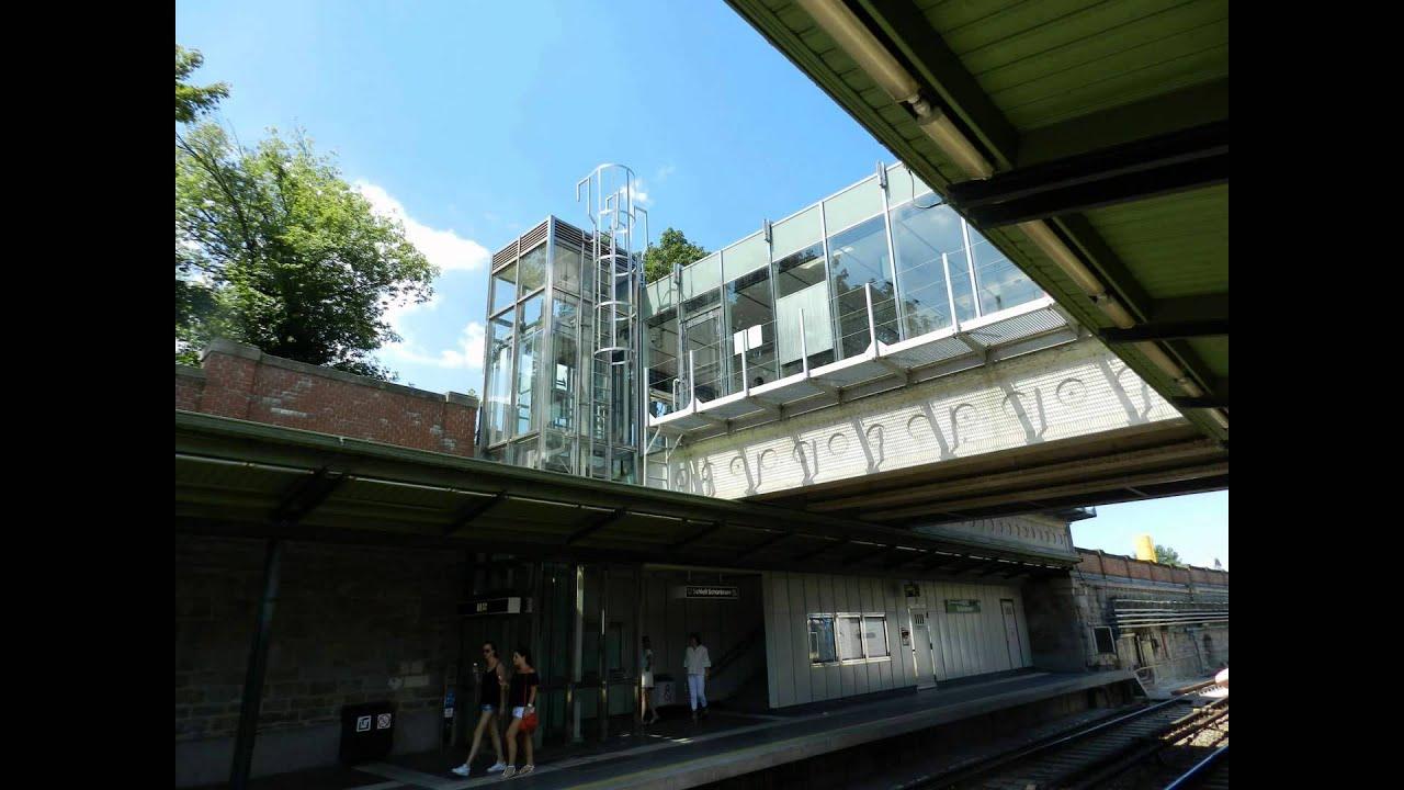 Vienna U Bahn Schönbrunn Station U4 2015 07 21 Youtube