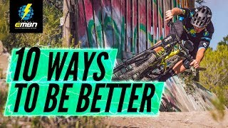 10 Ways To Make Yourself A Better E-MTB Rider