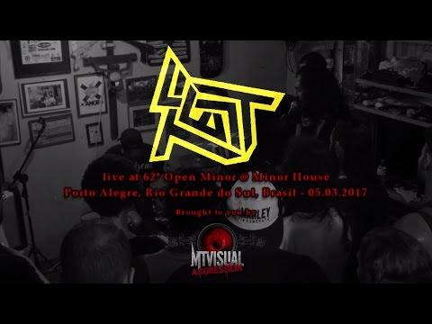 TEST - Live at Minor House [2017] [FULL SET]