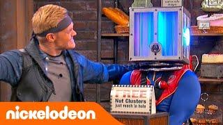 Henry Danger | Combattimento dal fornaio 👊| Nickelodeon Italia