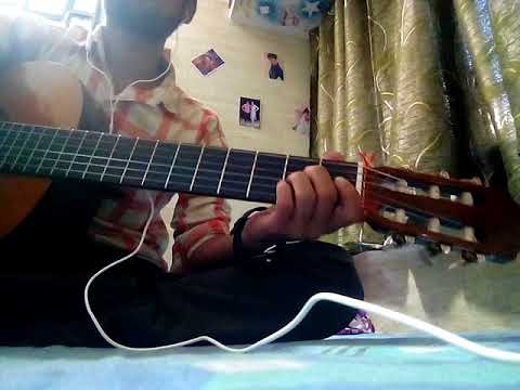 Aadat Jal Guitar Chords Lesson And Strumming Pattern Youtube
