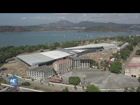 China constructed tourism convention center is to open in Panama