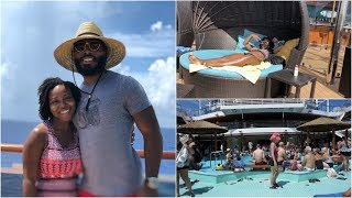 AN AWESOME SEA DAY! | Carnival Vista Vlog Day 2