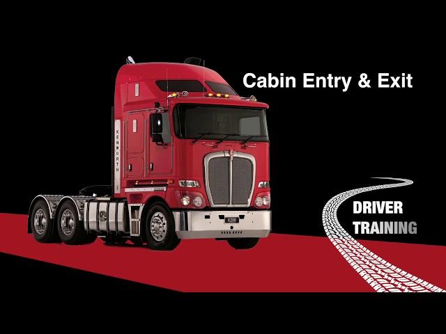 K200 Cabin Entry