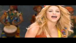 Waka Waka - Shakira official video (cantata in italiano).flv