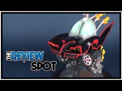 Collectible Spot | Cryptozoic Entertainment Batman Classic TV Series Batmobile Statue
