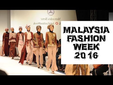 Malaysia Fashion Week 2015 with Nora by Munsya J│Modest LookBook
