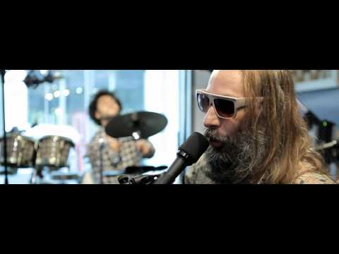 Sébastien Tellier Live at the Red Bull Studios Paris