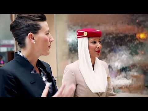 Qantas Airlines Behind The Scenes In Dubai - Unravel Travel TV