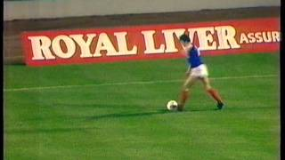 Rangers v Dundee United 24 Sept 1986 League Cup Semi Final