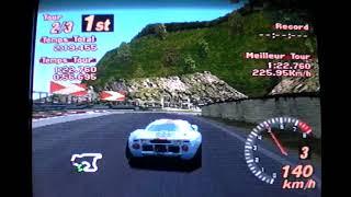 Gran Turismo 2 : Coupe Voitures Moteur Atmosphérique n°1 (Autumn Ring)