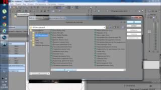 Видео урок.|Sony Vegas 11|Как сделать