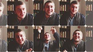"Руслан Эдиев - о создании песен ""Теберда"" и ""Къарачай"" (Карачай)"