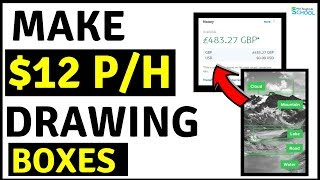 How To Make Money Drawing Boxes On Photos