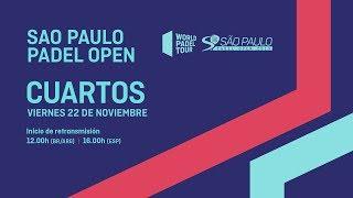 Cuartos de final - São Paulo Padel Open 2019 - World Padel Tour
