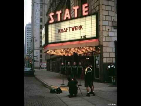 Kraftwerk - Tango (live in Detroit, USA)