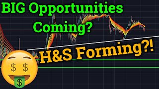 MAJOR Opportunity Coming?! Bitcoin Head & Shoulders? (Cryptocurrency News + Bybit Trading Analysis)