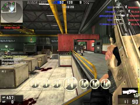 Blackshot Hack HP