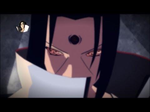 Sage of Six Paths Itachi vs Rinnegan Sasuke - Naruto Storm 3 Full Burst (PC Mods)