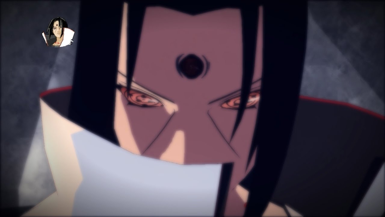 Sage of Six Paths Itachi vs Rinnegan Sasuke - Naruto Storm ...