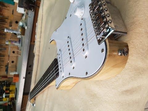 Pickguard Travel Guitar