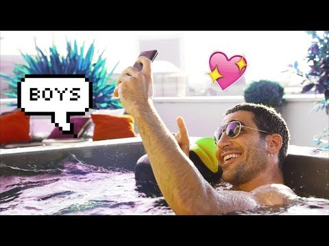 busy thinking 'bout boys | multigay