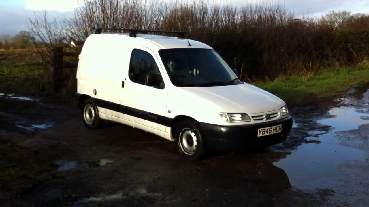 43c322f588 Citroen Berlingo van for sale with mikeedge7 via ebay - YouTube