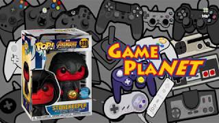 Unboxing Stonekeeper Infinity War Preventa GamePlanet Funko Pop