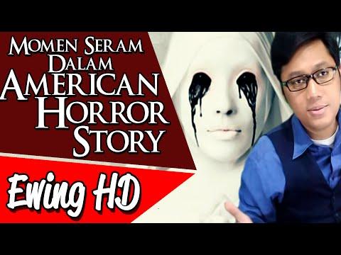 5 Momen Mengerikan Dari American Horror Story | #MalamJumat - Eps. 13