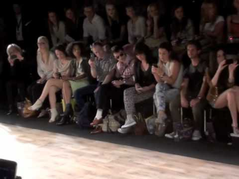 Lena Hoschek Runway Fashion Week 2012