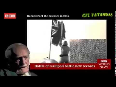 Avustralya Ordusunun Çanakkale Savaşında Çektiği Görüntüler - ilk kez