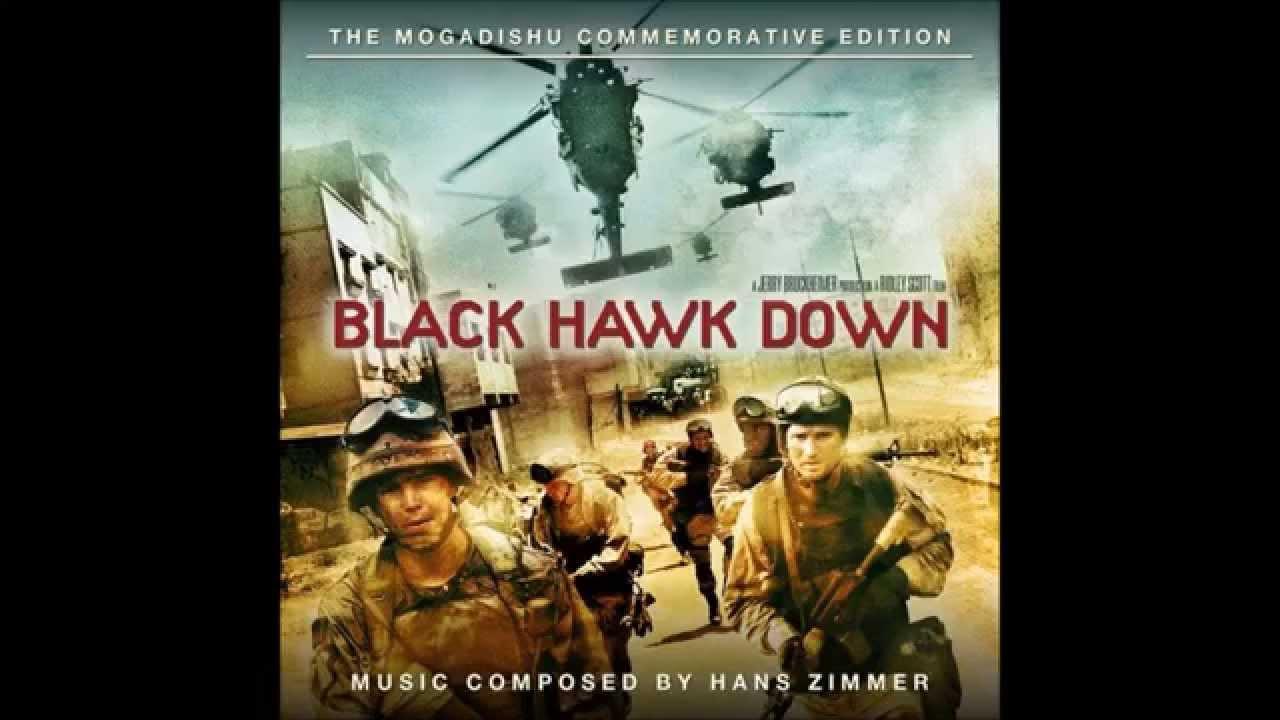 Download Black Hawk Down: Special Edition Soundtrack | 8. The Rescue