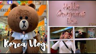 Gambar cover Flight to Seoul, Airbnb and Exploring Myeongdong // South Korea Vlog Part 1