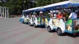 видео Развлечения для детей в Геленджике