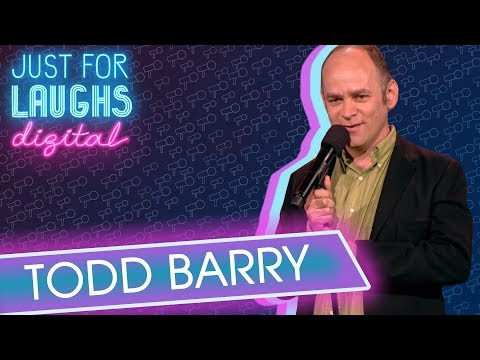 Todd Barry Stand Up  2010