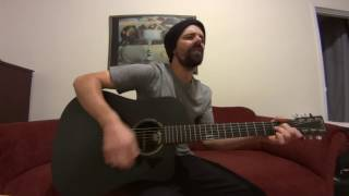 Eyes On You (Kings Of Leon) acoustic cover by Joel Goguen