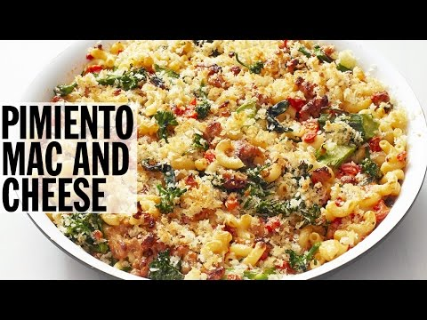 Pimiento Mac and Cheese | Food Network
