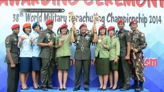 Profil Prajurit Kopassus Wanita Berprestasi - IMS