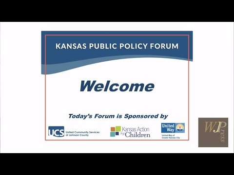 UCS Kansas Policy Forum December 12, 2016