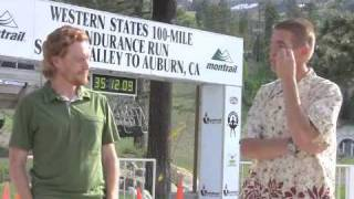 Andy Jones-Wilkins Pre-2010 Western States Interview