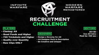 a9 recruitment challenge 4 year anniversary ends 11 30 2016