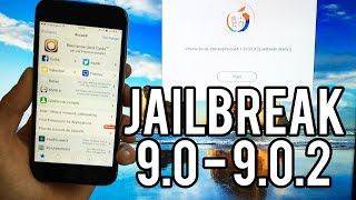 PanGu : iOS 9.0.2 Jailbreak Untethered pour iPhone, iPad, iPod touch