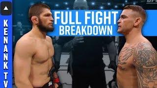 *NEW* Khabib Nurmagomedov vs Dustin Poirier (THE ULTIMATE BREAKDOWN) | UFC 242: Full Fight Analysis