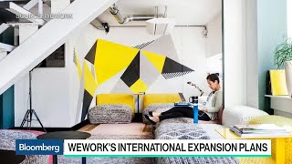 WeWork Plans Ambitious Expansion in Latin America