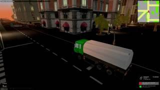 Tanker Truck Simulator 2011 Gameplay First Job HD
