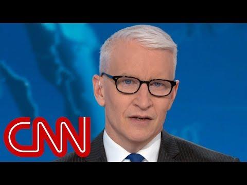 Cooper draws stark comparison between Trump and Nixon