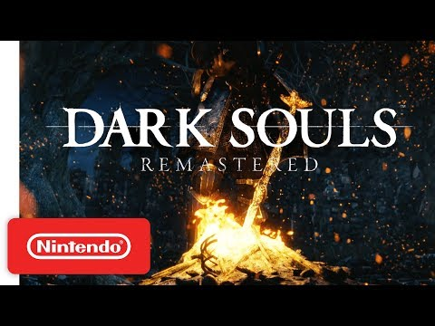 Download Youtube: DARK SOULS: REMASTERED Announcement Trailer - Nintendo Switch