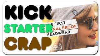 Kickstarter Crap - SHIELD Signal Proof Head-wear (TIN FOIL HAT) thumbnail